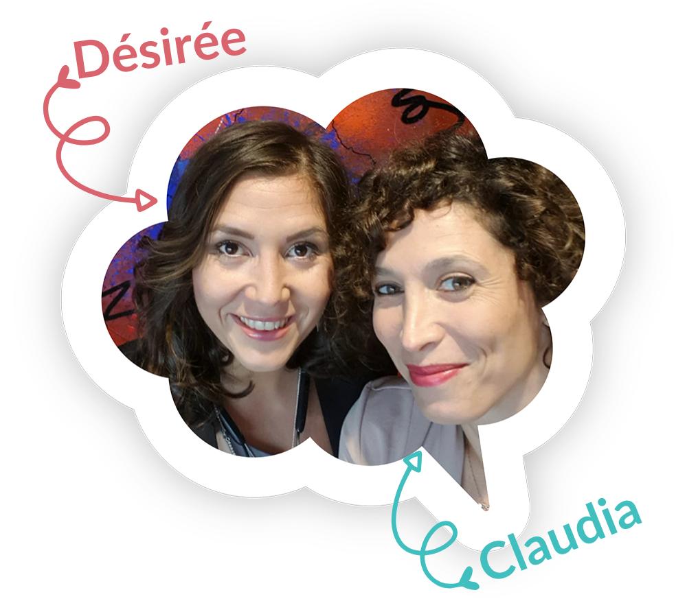 Claudia e Desiree due professioniste al servizio di professionisti